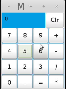 how to make calculator in ruby