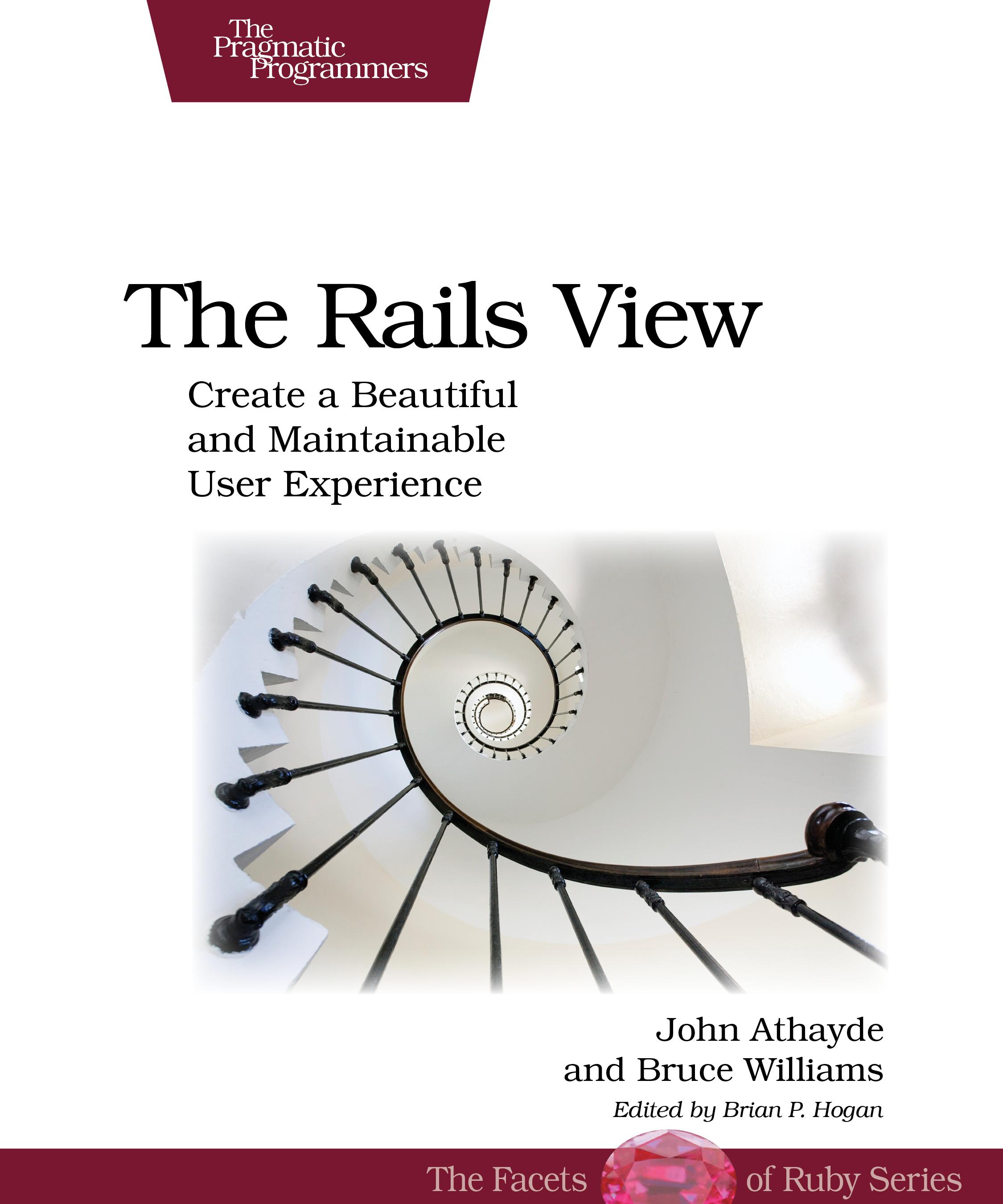 rails view