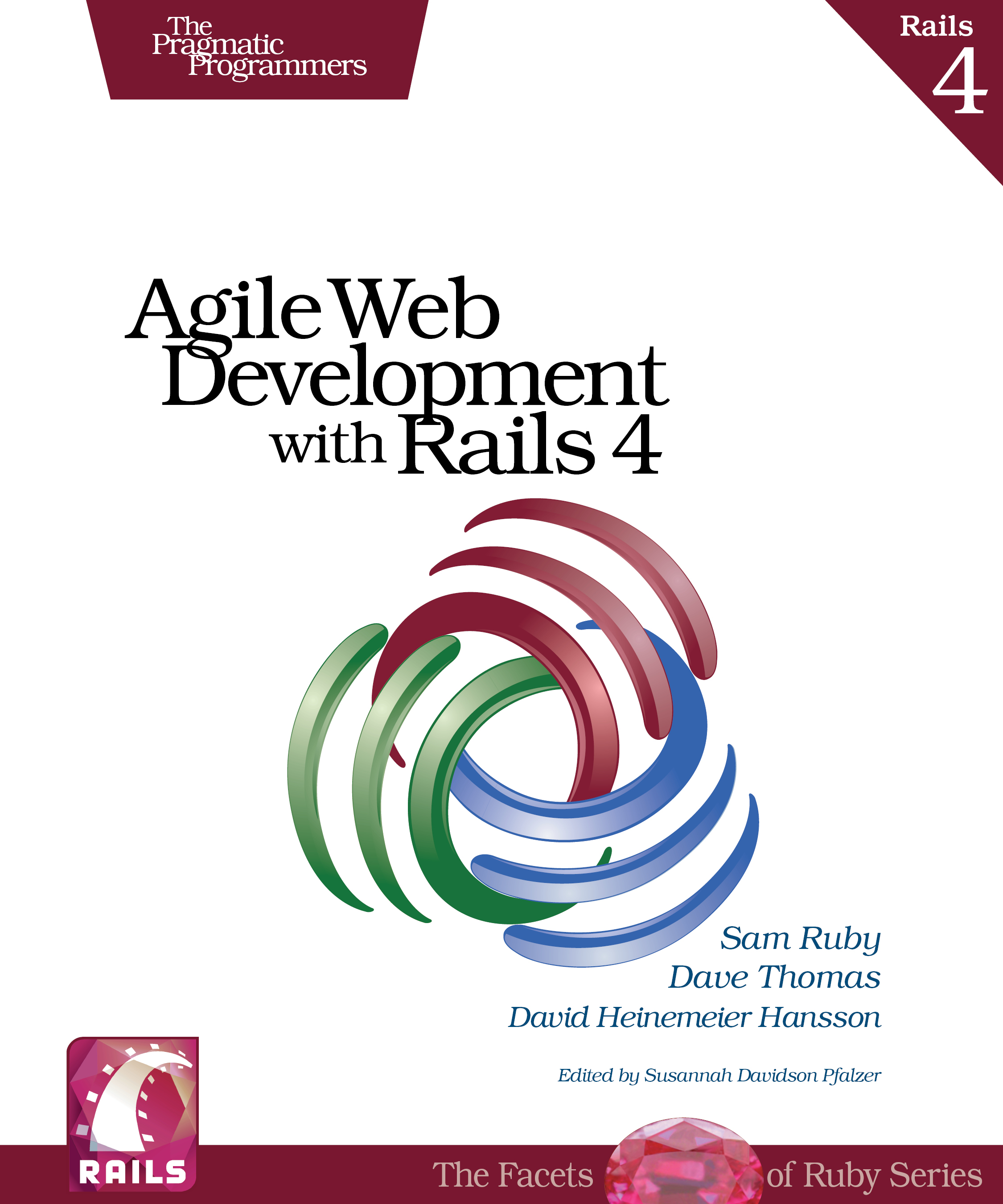 6 Books for learning or advancing your rails knowledge